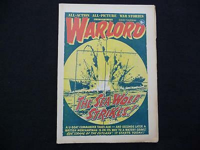 Warlord comic issue 93 (LOT#1500)