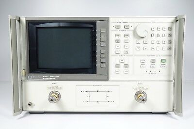 Keysight Used 8719C Network analyzer, 50 MHz to 13.5 GHz (Agilent)
