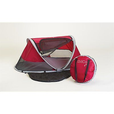 KidCo Pea Pod Infant/Child Travel Bed in Cranberry  #2-4