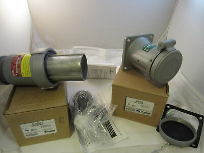 Appleton 150 Amp 3W 4P  Set Adr15034 & Acp15034Cd Both Pcs. New In Box