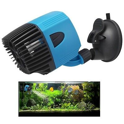 1850GPH Aquarium Circulation Pump Wave Maker Pump With Strong Circulation 12W
