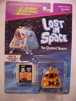 Lost In Space Classic Series SPACE POD, ©1998 Johnny Lightning, MISP Clip #41