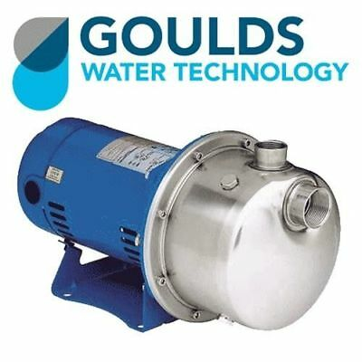 Goulds LB1035 Pump 1HP 3PH 3500RPM - LB1035