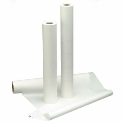 """NEW Exam Table Paper 18"""" x 125' Crepe Lightweight Comfortable White 12 Rolls"""