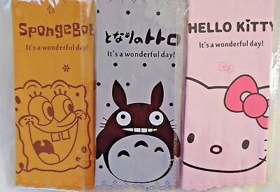 Microfibre Glasses Sunglasses Cleaning Cloth My Neighbour Totoro Hello Kitty