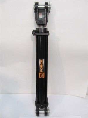 """G Force 11405, 2"""" x 12"""", Double Acting Hydraulic Cylinder"""