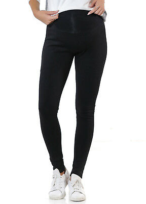NEW - Trimester® - Liam Over Bump Fleece Maternity Leggings