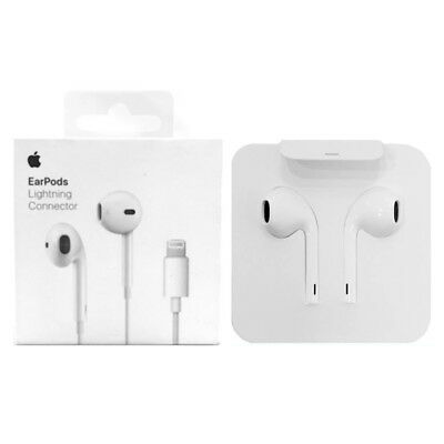 Genuine Original Earpods Earphones Headphones For iPhone X Xs max XR 8 7 Plus