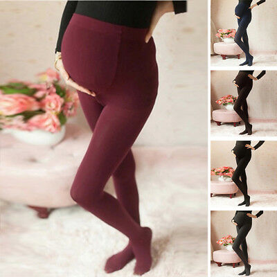 Women Tight Warm Socks Leggings Maternity Nursing Autumn Wearing Full Length New
