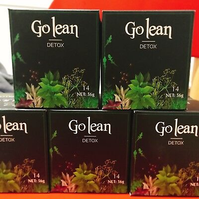 Golean Detox (100% GENUINE, Natural Weight Loss Tablets) - 28 DAY DETOX