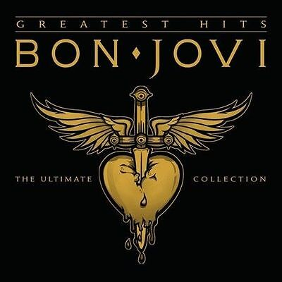 Bon Jovi Greatest Hits [The Ultimate Collection][2 CD Deluxe Ed, Bon Jovi, Accep