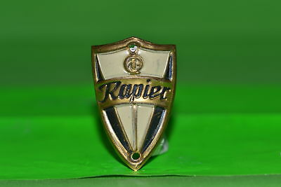 Vintage bicycle - Tablet Logo of the manufacturer-Rapier -4542