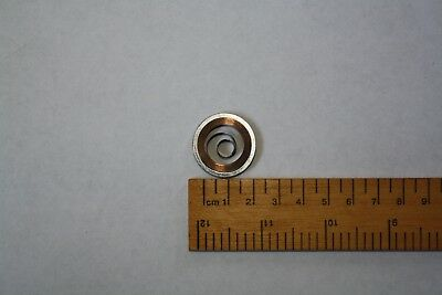 Clock Hole End Mainspring 4.5mm x 0.3mm Spares/Repairs/Parts