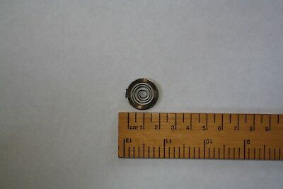 Clock Hole End Mainspring 3.3mm x 0.2mm Spares/Repairs/Parts