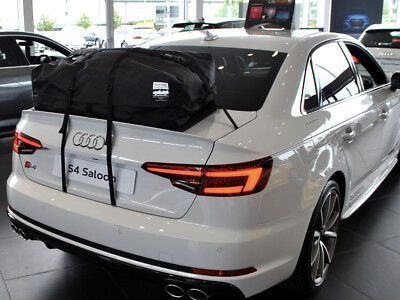 Audi A4 Sedan - Roof Box, Roof Rack, Cargo Carrier : Boot-bag Luggage System