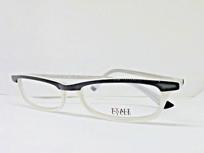 Exalt Cycle Examinator Occhiali Made  Italy Frame Lunettes Frame Brille Glasses