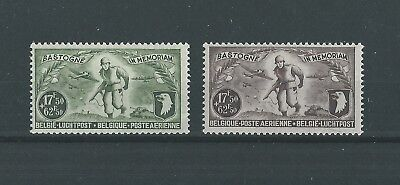 Belgium 1946 Air Set Fresh Mh