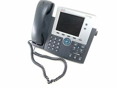 CISCO IP PHONE 7945 VoIP IP Telephone Desk Phone - Model