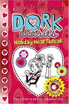 Dork Diaries: Holiday Heartbreak by Rachel Renee Russell
