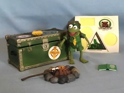 The Muppets' FROG SCOUT ROBIN Action Figure, Complete, from Palisades
