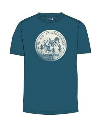 Haibike T-Shirt unisex blueberry Gr. L made by Maloja