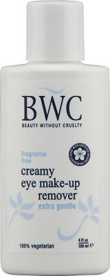 Creamy Eye Make-Up Remover, Beauty Without Cruelty, 4 oz