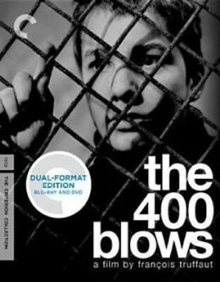 400 Blows [Criterion Collection] [2 Discs] [Blu-ray/DVD] (Blu-ray Used Like New)