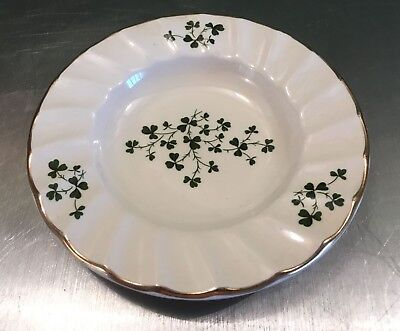Carrigdhoun Pottery Shamrock side plate