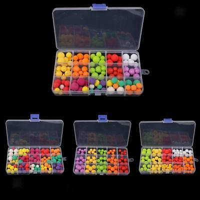 Pop up Carp Fishing Baits Boilies Soluble Floating Ball Beads Flavour Lures