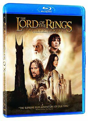 The Lord Of The Rings: The Two Towers (Theatrical)  *New Blu-Ray*