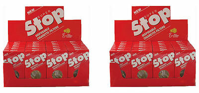 40 Pack SUPER STOP Cigarette Filters 1200 Filters SHIPS FREE  Fiter Out Tar Nic