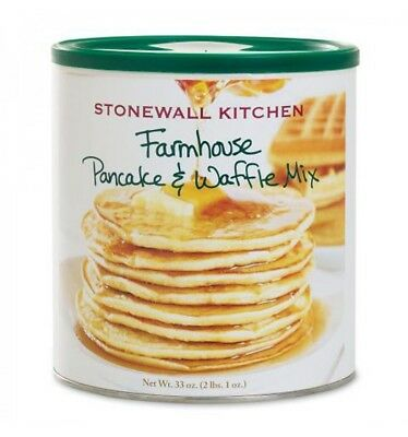 Stonewall Kitchen Pancake And Waffle Mix - Farmhouse 453.6g