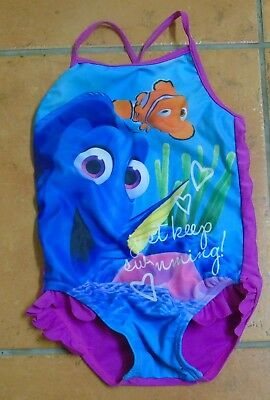 Mothercare Girls All In One Swimsuit Age 3 4 Years Eur 253