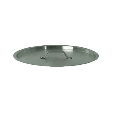 Thunder Group ALSKSU136 36 Qt Aluminum Sauce Pot Lid w/ Mirror Finish
