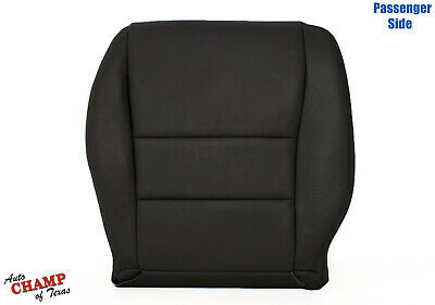 1994 1995 1996 Ford Bronco XLT 4X4 2WD -Driver Side Bottom Cloth Seat Cover Gray
