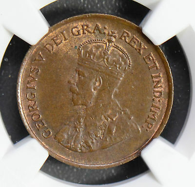 Canada 1920 Cent NGC MS64BN NG0563 combine shipping