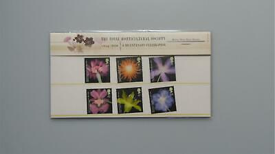 "G.B Presentation Pack ""Royal Horticultural Society"" Pk No.360 25/05/04"