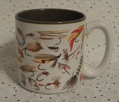 """FISHING FLIES"" Coffee Mug by Potpourri"