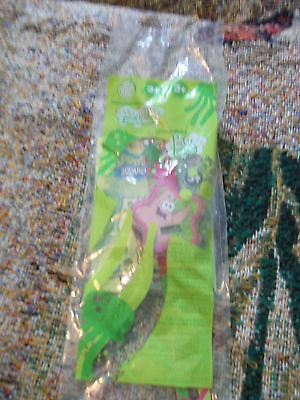 Burger King - Sponge Bob Square Pants - toy watch in package