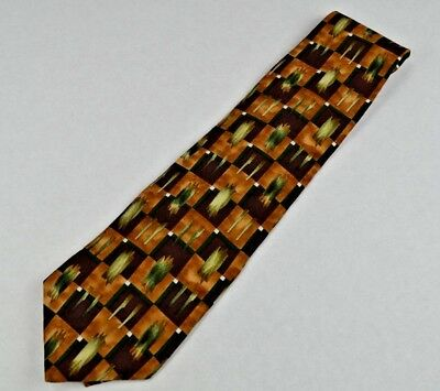 Mens 100% Silk Tie, Stonehenge Cocktail Collection, Imported Beer