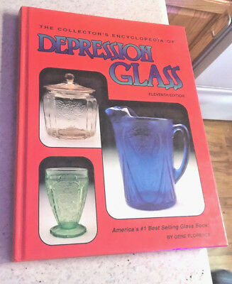 Depression Glass Book price Guide A Book to help find rare glass For Profit