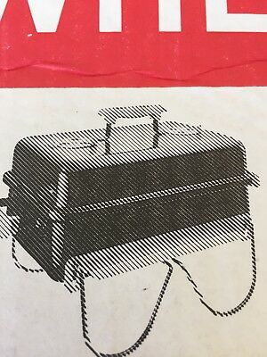 Weber Go Anywhere Portable Charcoal Grill In Black NEW