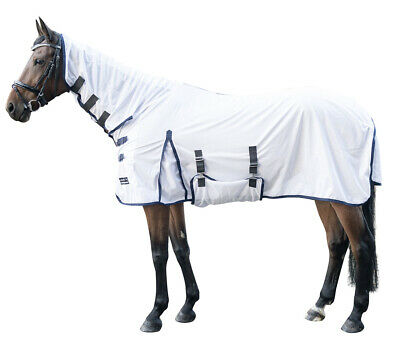 HKM Fly Rug - Lyon - With Extended Neck Section