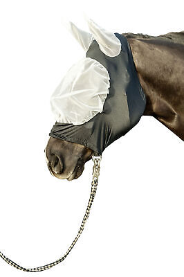 HKM Anti - Fly Mask - Extra Soft And Elastic