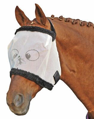 HKM Anti - Fly Mask - Funny