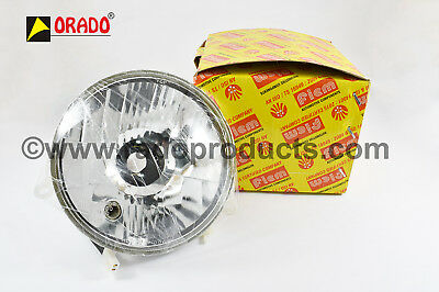 Vespa Headlamp Headlight Assembly Fiem Brand For Px 125 150 200 Lml Stella Star