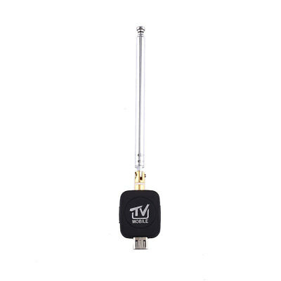 Micro USB DVB-T Digital TV Tuner Receiver Stick Antenna CD For Android