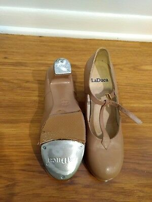 LaDuca Roxie Hard Sole Tap, Size 8.5