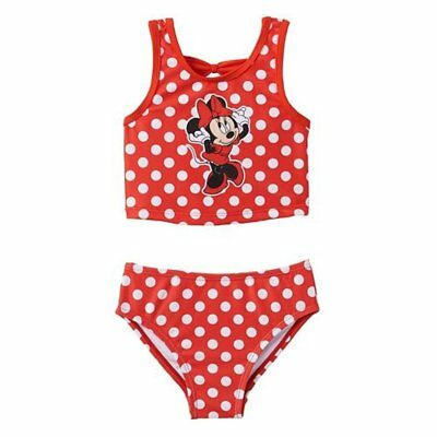 Disney Store Minnie Mouse /& Figaro Two Piece Swimsuit Baby Pastel Girl/'s Suit