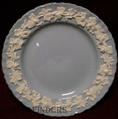 WEDGWOOD Queensware CREAM ON LAVENDER Shell Edge  Bread Plate  6-3/8""